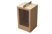 295х270х500 Коробка окнам и встроенной ручкой_ПРмо