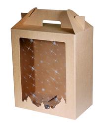 300х175х360 Коробка с фигурным окном_ПРмо