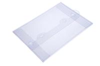 300х210х006 Прозрачный конверт с еврослотом