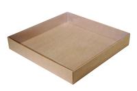 300х300х048 Коробка и крышка внутрь двойное дно_Ткп