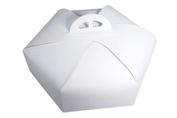 Коробка белая 260х260х100 6ПРк Феста