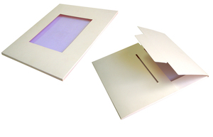 Коробки с окном ; x 550 x 380 мм