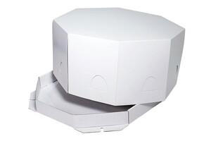Коробки кондитерские и для фаст фуда ;24; x 300 x 240 мм