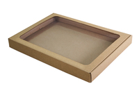 320х230х030 Коробка с прямоугольным окном_Чмп
