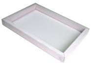 320(350)х220(250)х030  Коробка прозрачная крышка снаружи_Бкп