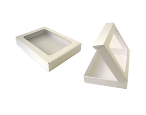 Коробки с окном ; x 323 x 233 мм