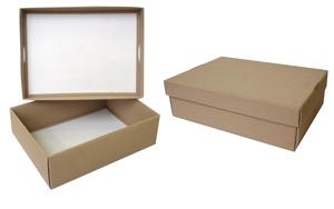 Коробки картонные ;19;21;30; x 330 x 235 мм
