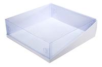 Коробка для торта 330х330х100 Ткп