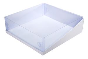 Коробки кондитерские и для фаст фуда ;24; x 330 x 330 мм