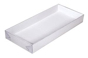 Коробки с прозрачной крышкой ; x 340 x 150 мм