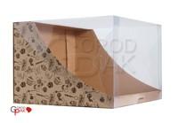 340х340х240 Коробка для торта _Тмп_МОС
