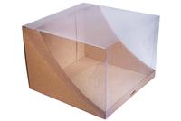 Коробка для торта 340х340х240 МОС