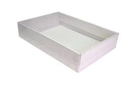 340х240х70 (40) Коробка с прозрачной крышкой_Тмп