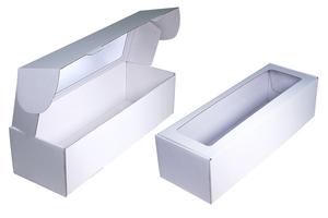 Коробки с окном ;19;21;30; x 350 x 120 мм