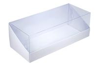 Коробка для пирожных 350х150х120 Ткп двойное дно