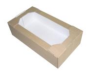 360х200х100 Коробка для печенья c крышкой_Лм_МОС