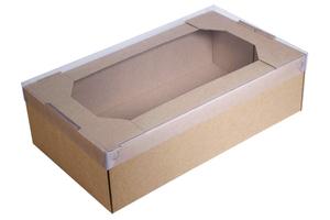 Коробки кондитерские и для фаст фуда ;50; x 360 x 200 мм