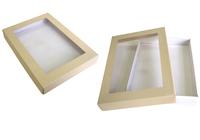 360х260х040 Коробка с прозрачным окном_Тммо