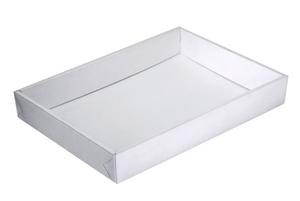 Коробки с прозрачной крышкой ;9;4;5; x 345 x 245 мм