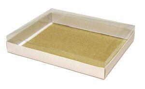 Коробки с прозрачной крышкой ;5; x 360 x 260 мм