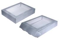380х280х070 Чмп : Печать на упаковке серебром