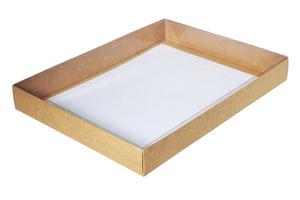 Коробки с прозрачной крышкой ;4;30;5; x 378 x 282 мм