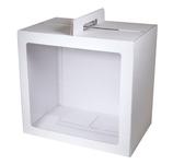 390х270х370 Коробка с окном и встроенной ручкой_ПРмо