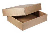 390х320х075 Коробка- дно и крышка  из микрогофрокартона_Тмм