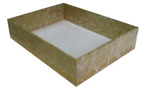 Коробки с прозрачной крышкой ;30;57;3; x 410 x 300 мм