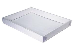Коробки с прозрачной крышкой ;15; x 414 x 300 мм