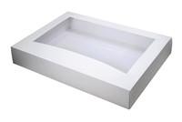 430х320х070 Коробка с прозрачным окном _Тмко эко