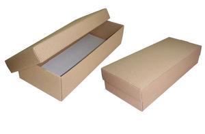 Коробки картонные ;19;21;30; x 445 x 175 мм