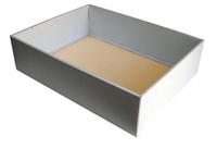 445х340х120(80) Коробка, прозрачная крышка _Тмп