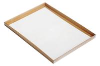 470х330х025 Коробка с прозрачной крышкой снаружи_Ткп
