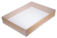 480х350х080 Коробка с крышкой снаружи и вставкой МКГ_Ткп МОС