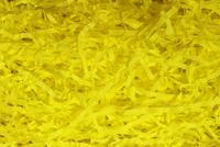 Наполнитель для подарка желтый
