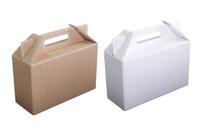 Картонная коробка для подарков – ЧРк 240x092x150 мм