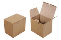 Картонная коробка для упаковки подарков – Пм 125x100x120 мм