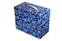 Картонная коробка подарочная – ПРм 260x135x210 мм
