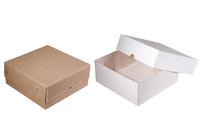 Коробочка для подарков – от 100 Ткк 180x180x075 мм МОС