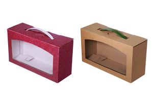 Красивая коробка для подарков