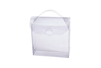 Прозрачная подарочная коробка – от 100 сумка 150x050x150 мм МОС