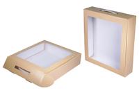Упаковка для подарочных наборов – от 100 ЧРмп 365x320x080 мм с ручкой