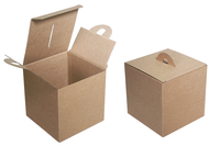 Упаковка из картона подарочная – ПРм 150x150x150 мм