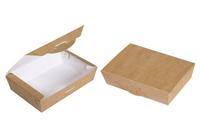 Крафт картон с белым оборотом 250-300 г/м2