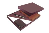 300х210х028 ручка, визитница, блокнот.