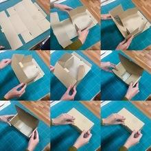 Сборка коробок