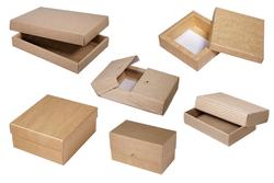 Коробки картонные дно и крышка