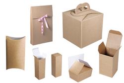 Коробки картонные подарочные
