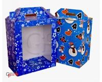 Упаковка новогодняя
